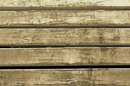 gangway: Wooden gangway as a background Stock Photo