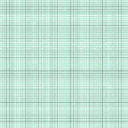 Seamless pattern with graph paper