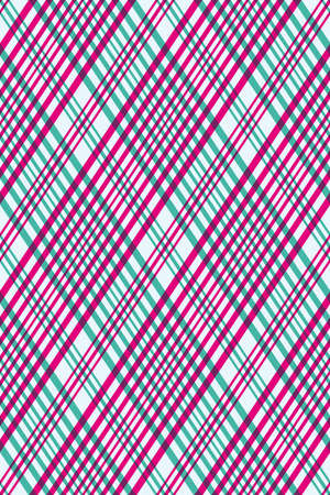 weldless: Seamless lines pattern on the back of the card