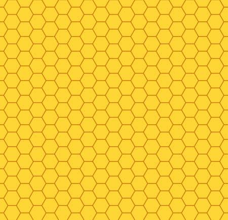 abejas panal: Patr�n sin fisuras de un panal