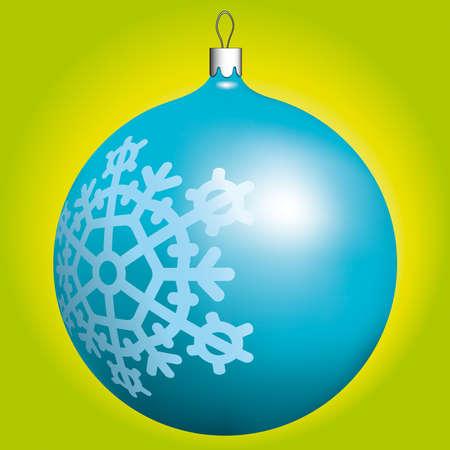 Christmas ball for design Stock Vector - 13028618