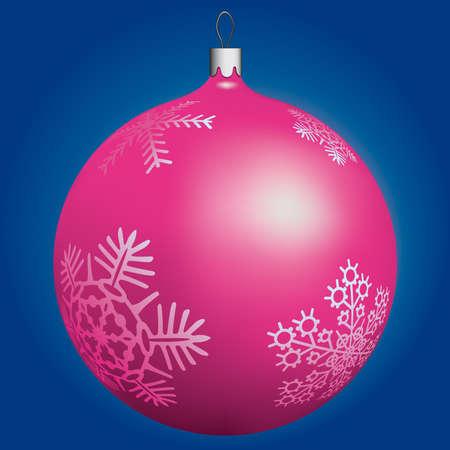 Christmas ball Stock Vector - 13028630