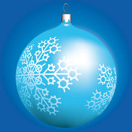 Christmas ball for winter design Stock Vector - 13028619