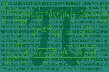 integral: N�mero Pi primeros mil de valor