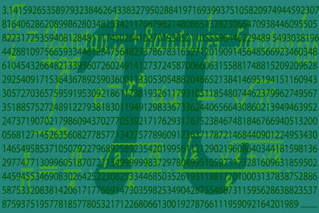 thousand: Number Pi first thousand value