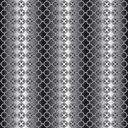 catenation: Chain armour seamless pattern for design