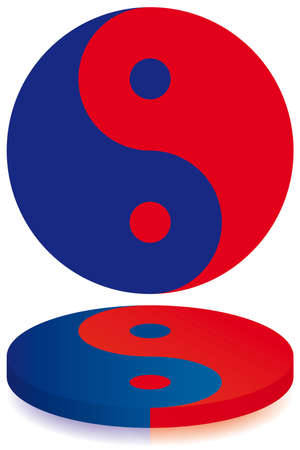 good karma: Yin and Yang symbols for various designs