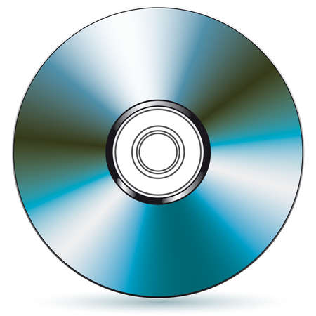 compact disc - blend and gradient only