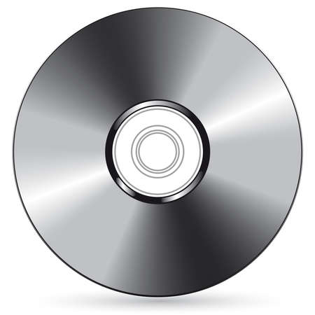 optical disk: Compact disc - blend and gradient only