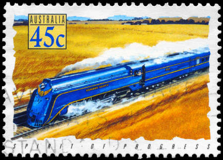 AUSTRALIA - CIRCA 1993: A Stamp printed in AUSTRALIA shows the