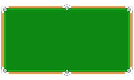 avocation: Billiard table for various design