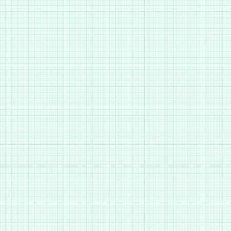 hoja cuadriculada: Patr?n transparente con papel milimetrado  Vectores