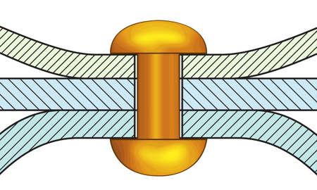 fortalecimiento: El icono fascinante para el dise�o de varios