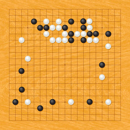strategical: Position of the Go game