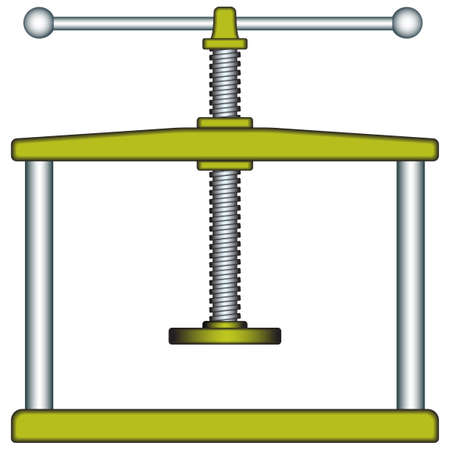 lever arm: Press icon for various design