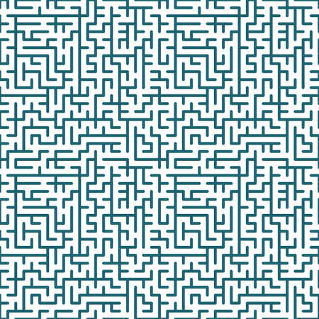 admittance: Seamless background of the maze pattern