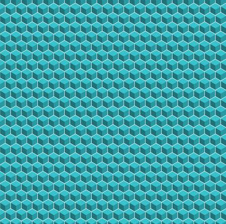 repujado: Modelo incons�til del mosaico c�bico