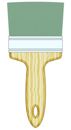 colourer: Illustration of the brush icon