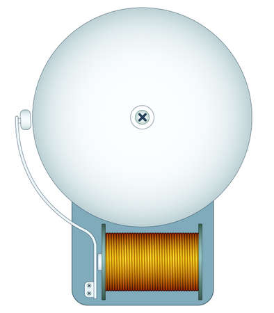 Illustration of the electric bell icon