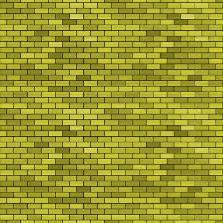 mottle: Seamless pattern di muro di mattoni sfondo astratto