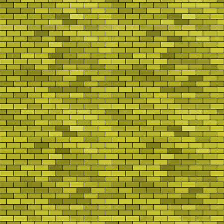 Seamless pattern of the abstract brick wall background