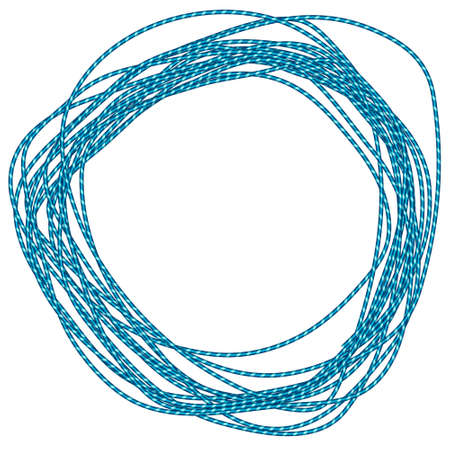 Illustration of the coiled cord icon