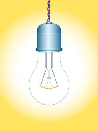 wolfram: Illustration of the light bulb