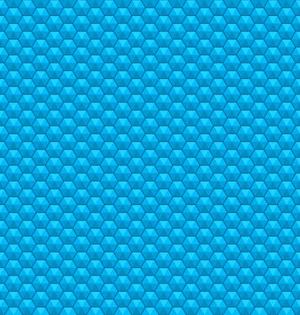mottle: Seamless abstract pattern of the polygonal hexagons mosaic
