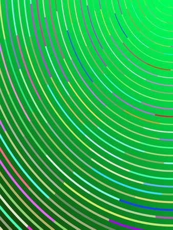 arbitrary: Abstract pattern of the random lines