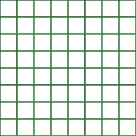 plaiting: Seamless pattern of the checked net