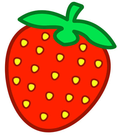 palatable: Illustration of the strawberry icon