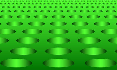 Abstract background and perforated surface pattern