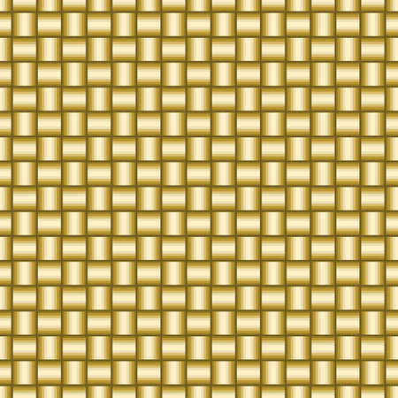 plaiting: Seamless pattern of the hessian fabric texture