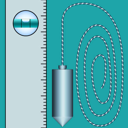 Illustration of the level tools icon