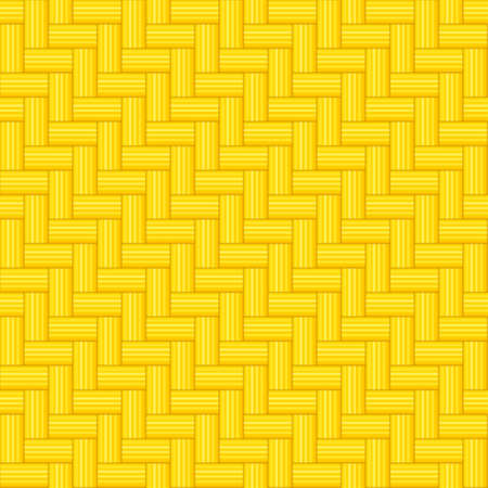 wickerwork: Seamless pattern of the wicker or parquet herringbone