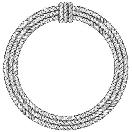 Illustration de l'icône corde hank