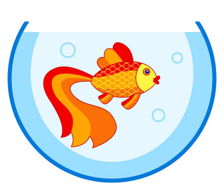 Fishtail Fish Clipart