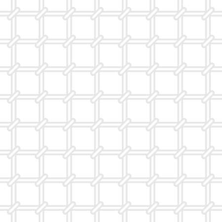 Seamless background of the white grating pattern 向量圖像