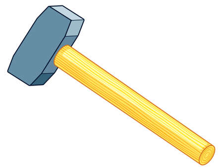 Illustration of the sledgehammer icon