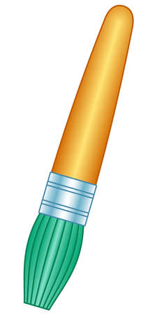 Illustration of the small brush icon