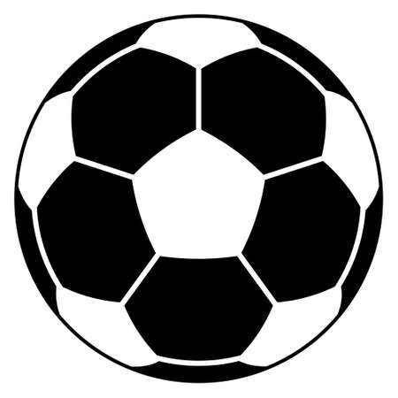 Illustration of the soccer ball icon