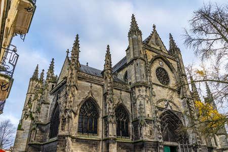 Basilique Saint Michel in Bordeaux, France.
