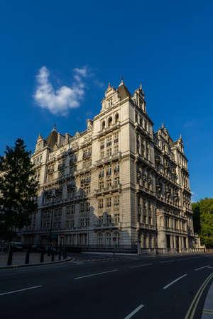 Old War Office Building in London, UK. 新闻类图片