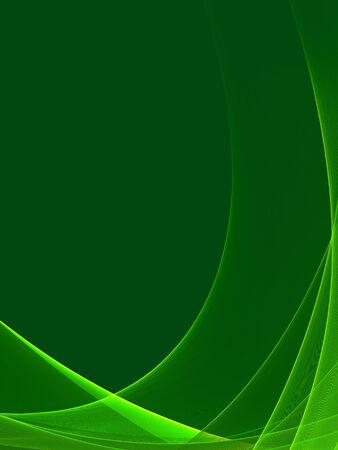 Nice green elegant background photo