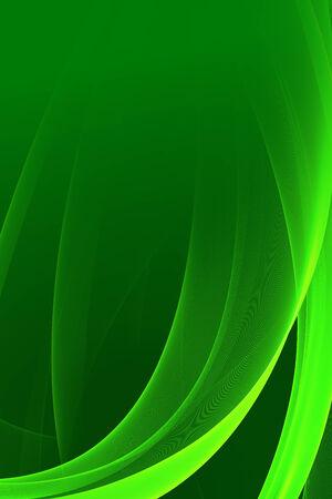 greeen: Nice green elegant background Stock Photo