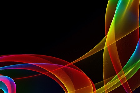 yellov: Colorful abstract artwork background.