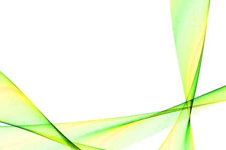green line: Bright abstract background with nice colored neon lines