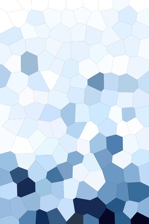 netting: Nice mosaicabstract background made of many geometric shapes