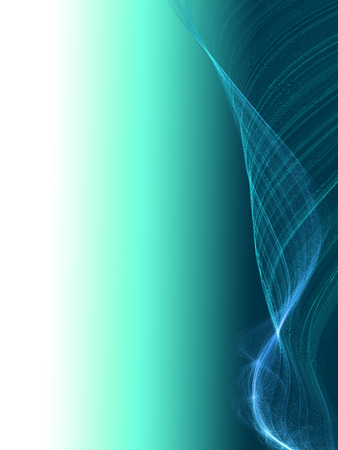Very good color abstract background with soft gradient and original smooth shapes