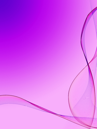 Simple original abstract flame wave background with beautiful soft shapes like veil 写真素材